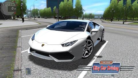 City Car Driving 1.5.1 Crack + Activation Key 2021