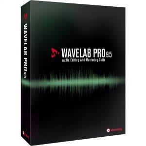 WaveLab Pro 10.0.70 Crack + License Key 2022